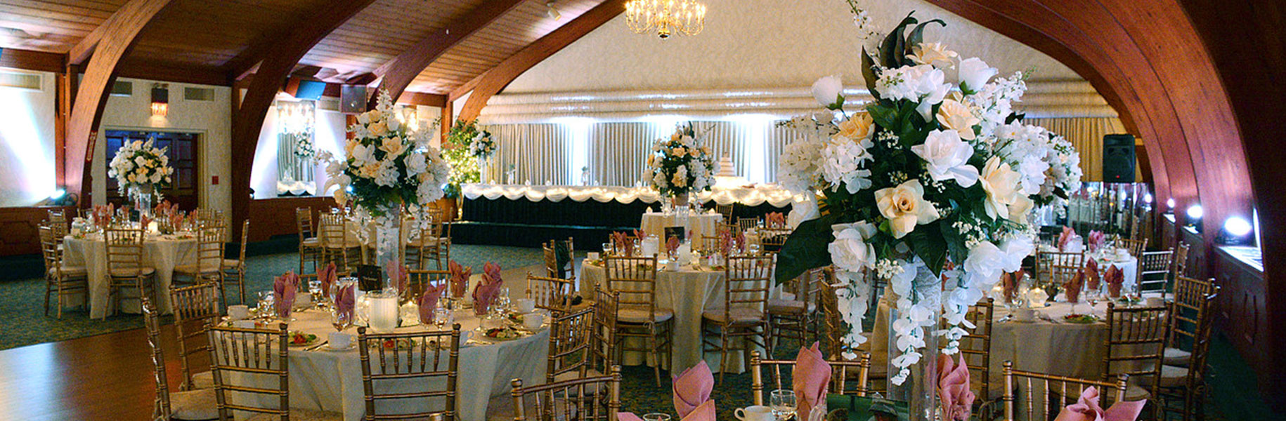 The Brookside Manor - Feasterville-Trevose Wedding Hall