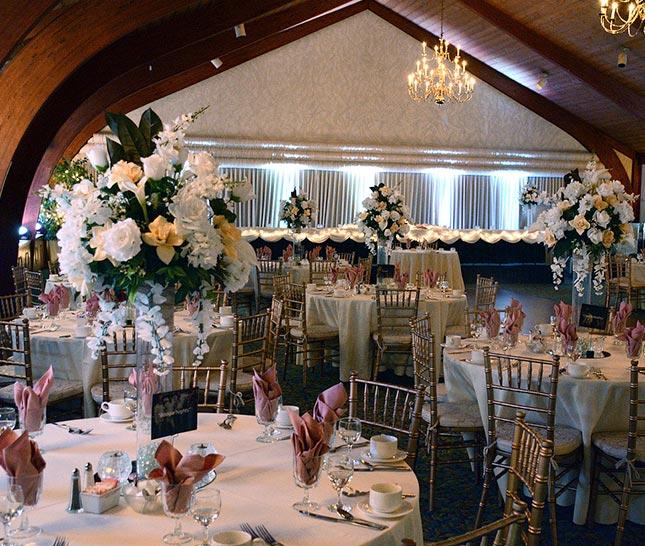 The Brookside Manor Huntingdon Valley Banquet Hall