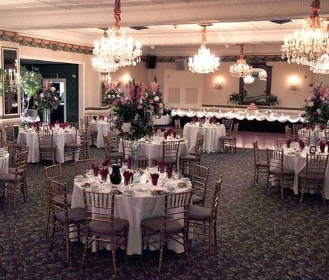 The Brookside Manor Northeast Philadelphia Banquet Hall